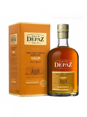 DEPAZ VSOP AOC Martinique
