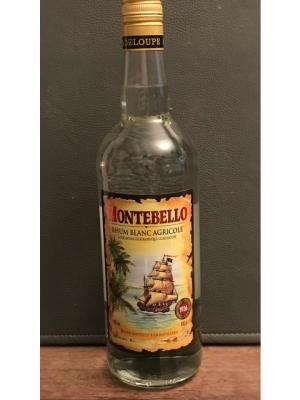 Montebello blanc 50 % 100 cl