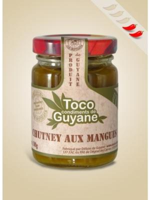 Chutney Mangue 100 gr