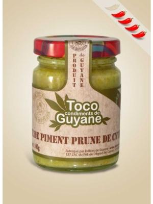 Pate de Piment Prune de Cithére 100 gr