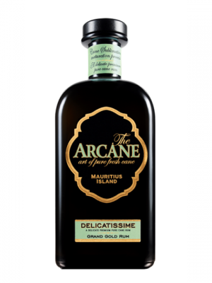 Arcane, Delicatissime. Grand Gold Rhum