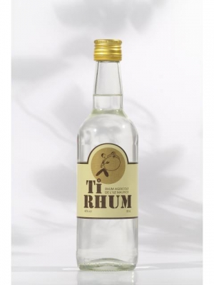 Chamarel Ti-Rhum Blanc of Mauritius