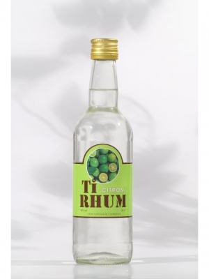 Chamarel Ti-Rhum Citron