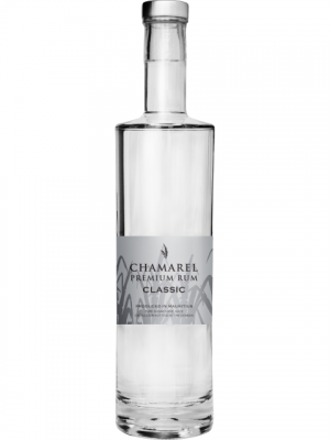 Chamarel Premium White Rum_ Box of 6 btl