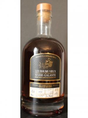 Rhum Vieux Marie Galante 2005 54.5% 70cl