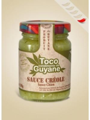 Sauce créole 100 gr