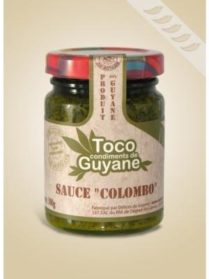 Sauce Colombo 100 gr